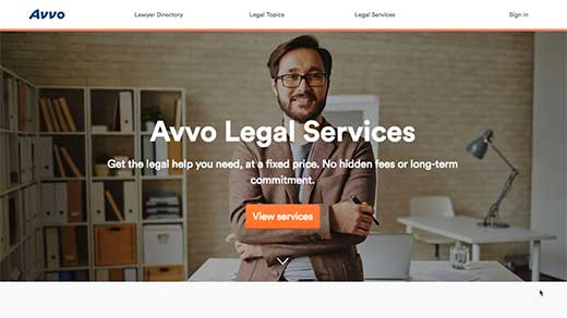 Avvo Legal Services b-roll (30 sec)