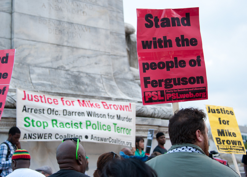 The long, strange path to charges (or not) against the police officer who killed Michael Brown