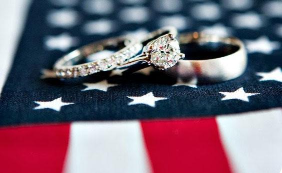 Wedding-Rings-American-Flag