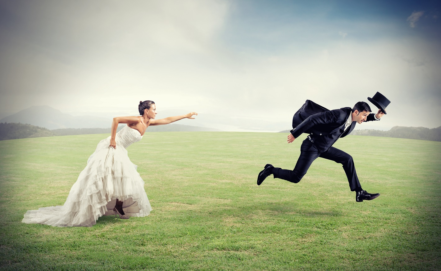 When can you start dating after filing for divorce