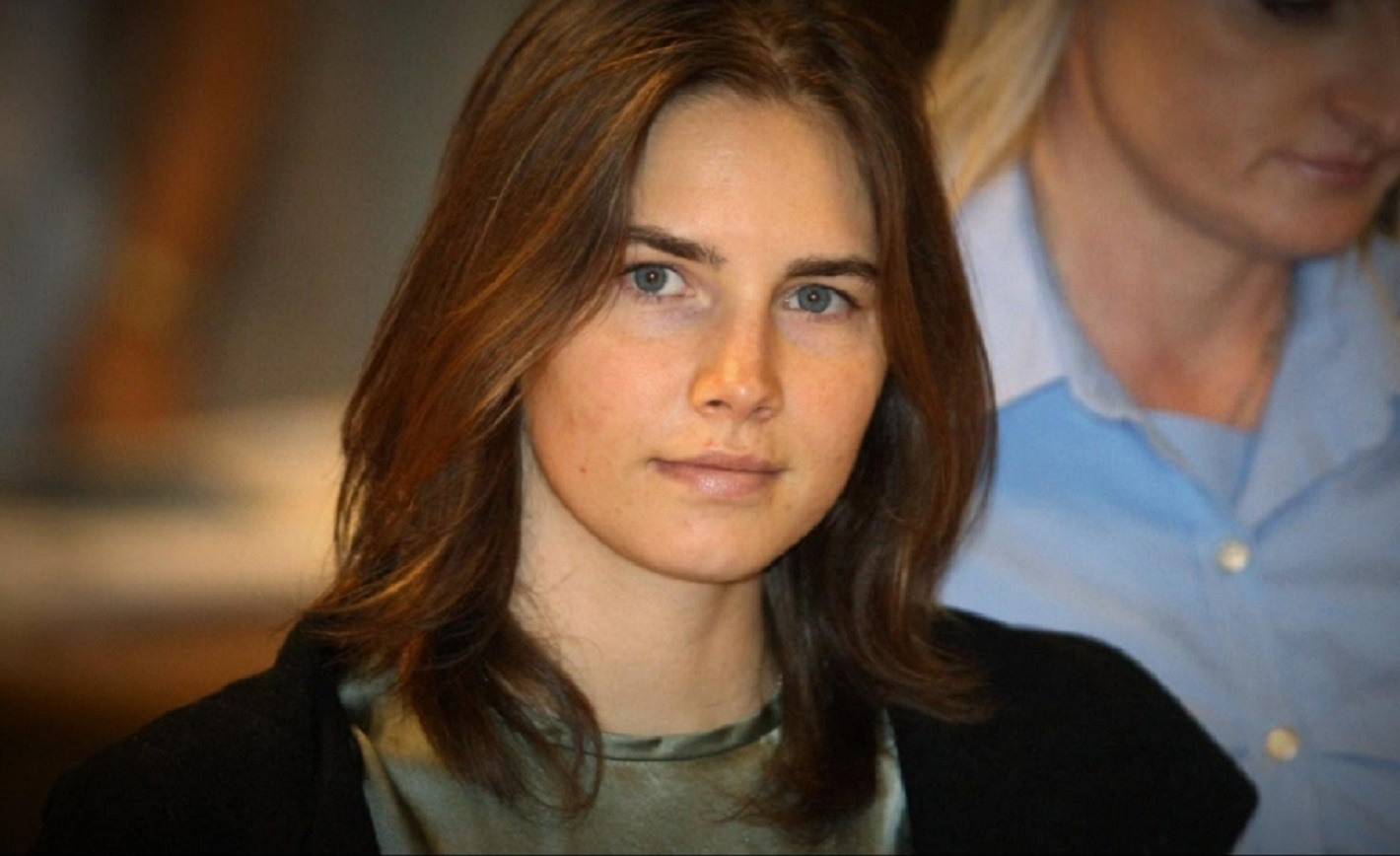 Amanda Knox is guiltybut is this the end