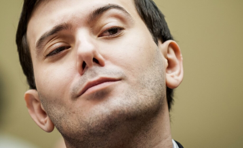 did martin shkreli have the right to plead the fifth