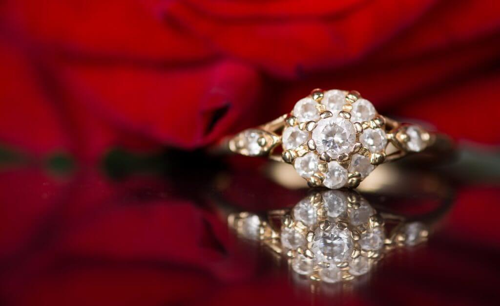 ring after divorce