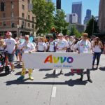 Avvo walking Pride best