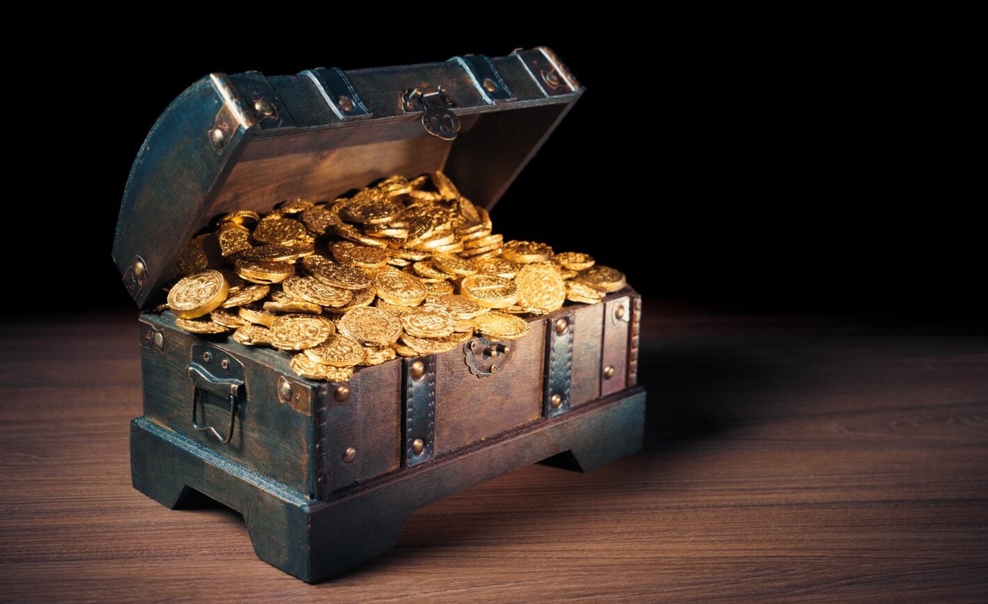 The tenuous legality of hunting for buried treasure ...