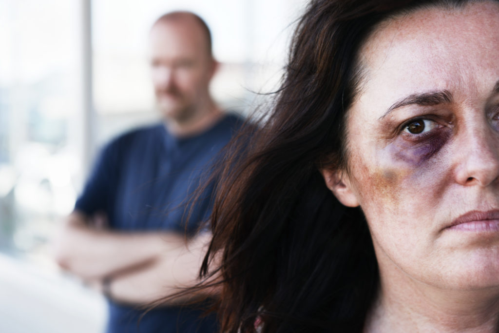 What to do after a domestic assault in your home