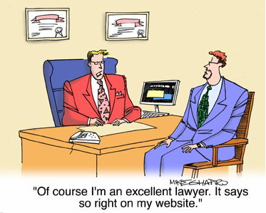 Lawyer Website