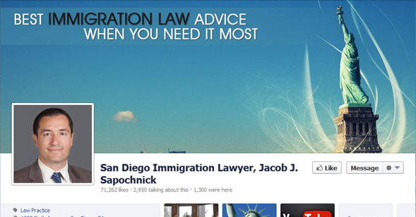 Facebook for Lawyer 2013