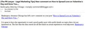 Black Hat Blog Post on The PR Lawyer Blog
