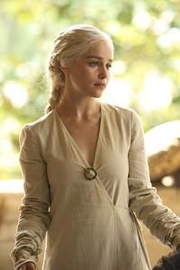 Daenerys Targaryen design Queen