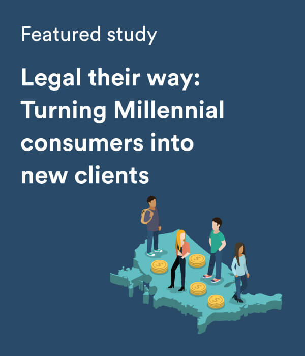 Whitepaper: Legal their way: Turning Millennial consumers into new clients