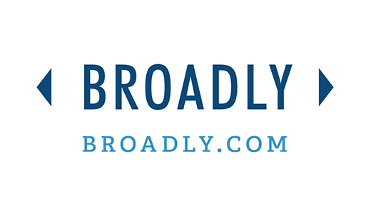 Broadly Logo