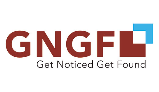 GNGF - Get Noticed Get Found Logo