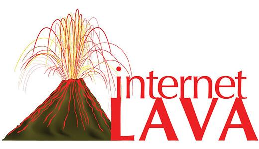 Internet Lava Logo