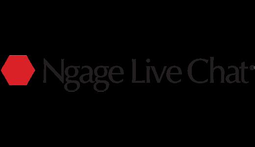 Ngage Live Chat Logo