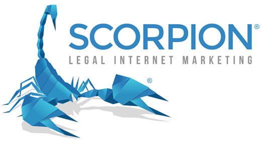 Scorpion Legal Internet Marketing Logo