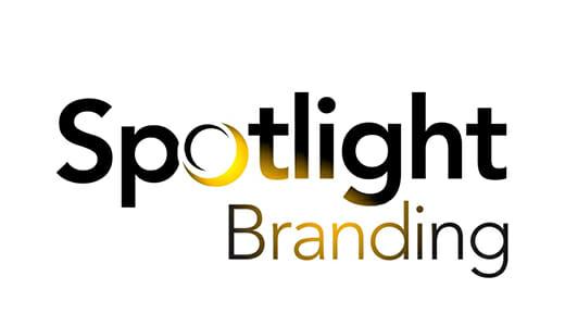 Spotlight Branding Logo