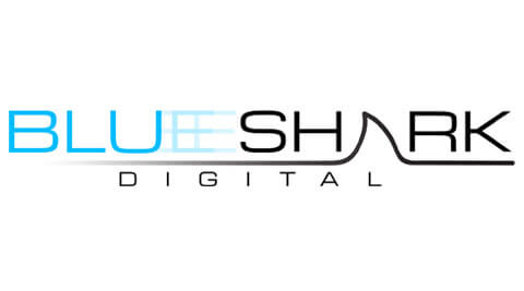 Blue Shark Digital Logo